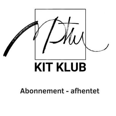 PTW Kit-klub abonnement - afhentet