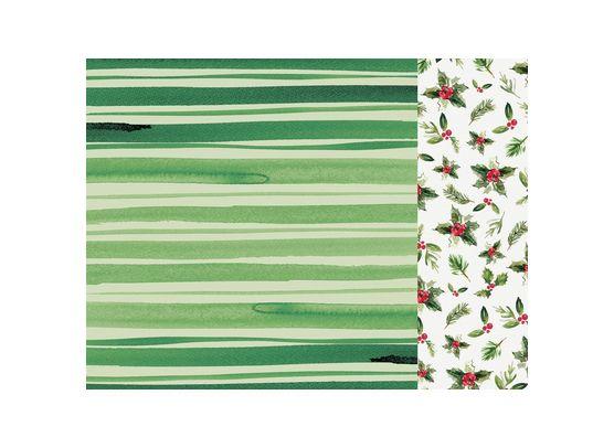 Peace & Joy - Comfort mønsterpapir fra Kaiser Craft