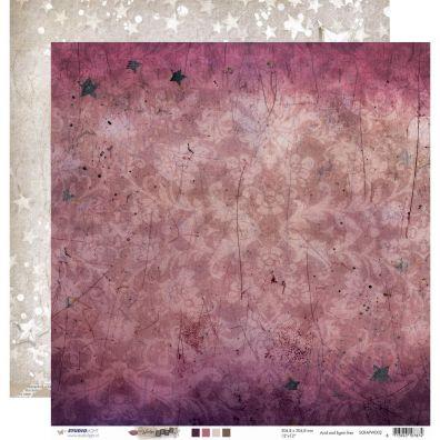 Winter Days - 3 - mønsterpapir fra Studio Light