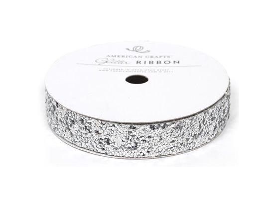 Add on Januar kit - Ekstra American Crafts Groft Glitter tape