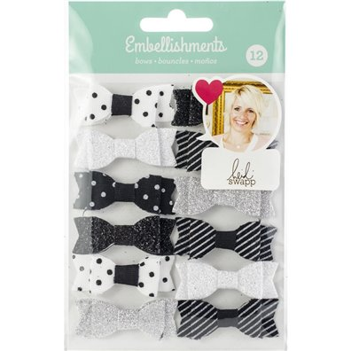 Add on Januar kit - Heidi Swapp Embellishments - Bows