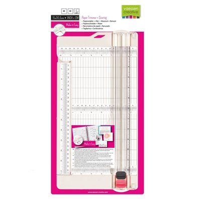 Vaessen Creative Paper Trimmer + Scoring - 6""
