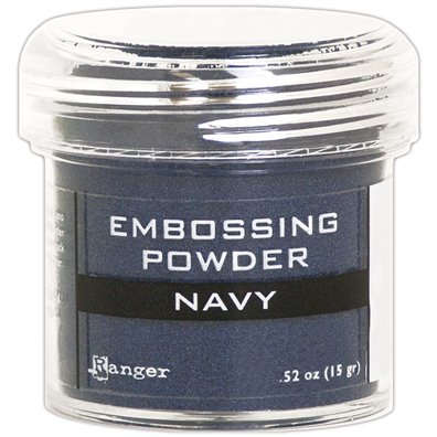 Ranger Embossing Powder - Navy