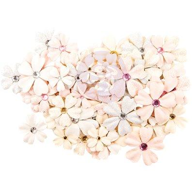 Add On Februar Kit - Prima - Lavender Frost Provincial Flowers