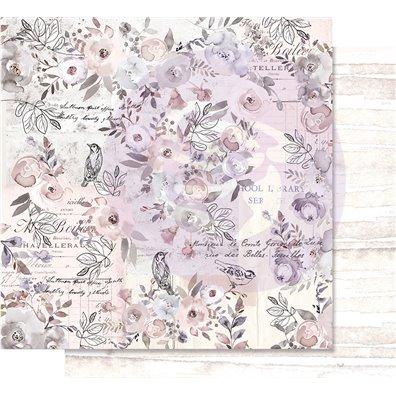 Lavender Frost - Finding the Way Mønsterpapir fra Prima