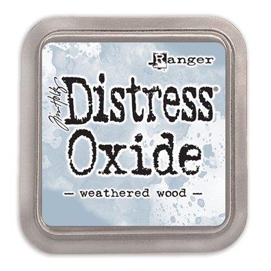 Distress Oxide - Weathered Wood