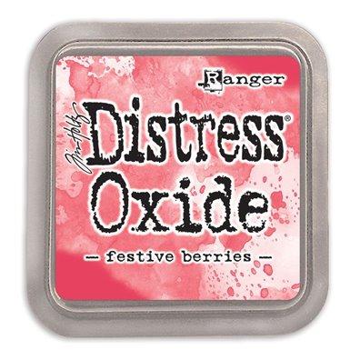 Distress Oxide - Festive Berries
