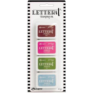 Letter It - Archival Ink mini set 2