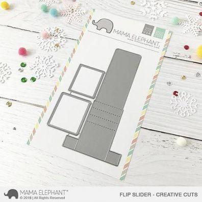 Mama Elephant Creative Cuts - Flip Slider