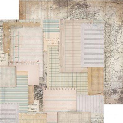 Documented - Scrap Paper - Mønsterpapir fra KaiserCraft