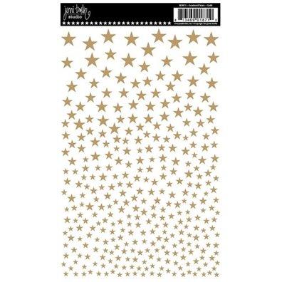 Jenni Bowlin Rubons - Gold stars