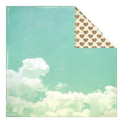 Style Board - Daydream - Mønsterpapir fra Crate Paper