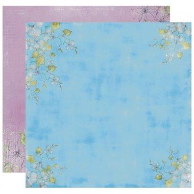 Lavender morning - 03 - Mønsterpapir fra Studio 75
