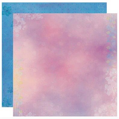 Lavender morning - 04 - Mønsterpapir fra Studio 75