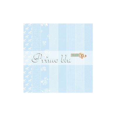 Primo Blue 6x6 Paper Pad
