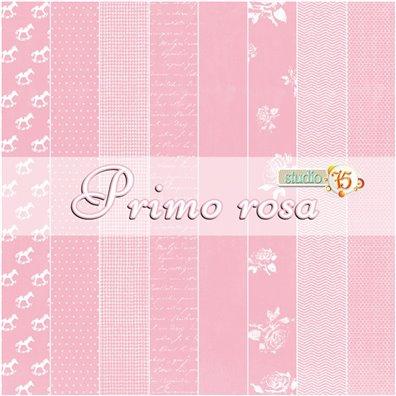 Primo Rosa 6x6 Paper Pad