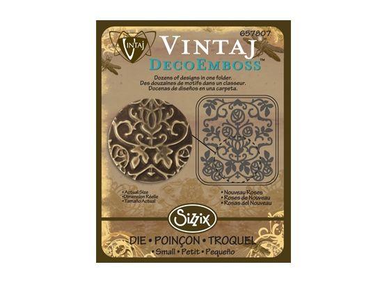 Vintaj - Natural Brass - Oval
