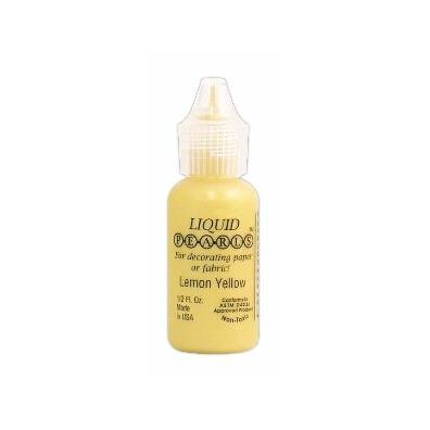 Liquid Pearls - Lemon Chiffon