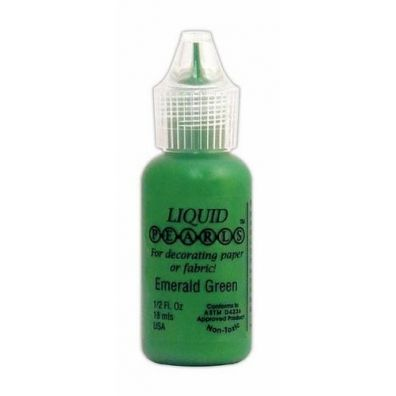 Liquid Pearls - Ivy Green