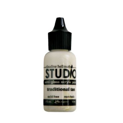 Ranger Ink - Studio by Claudine Hellmuth - Multi-Medium - Matte .5 oz