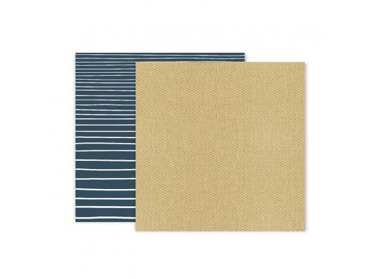 Indigo and Ivy Mønsterpapir fra Pink Paislee - Alle mønsterpapirer - Forudbestilling