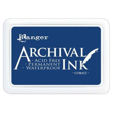 Archival Ink Pads - Cobalt