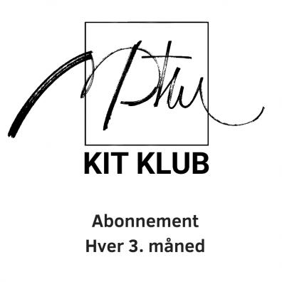 PTW Kit-klub abonnement - Hver 3. måned