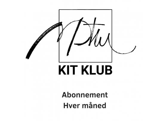PTW Kit-klub abonnement - hver måned