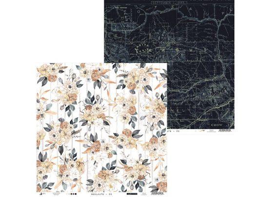 Add On November - Soulmate by Piatek 12x12 Paper pad