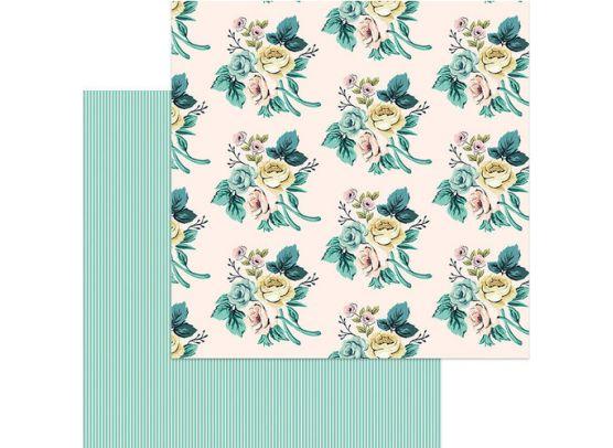 Splendor Lovely mønsterpapir fra My Minds Eye