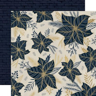 Starry Night - Daring mønsterpapir fra Kaiser Craft