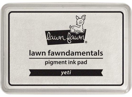 Lawn Fawndamentals - Premium ink pad - River Rock