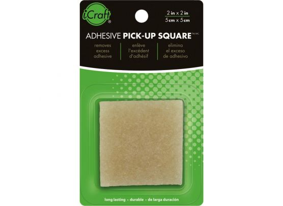 Icraft deco foil Adhesive Pick-up Square
