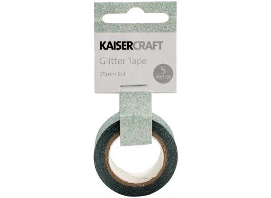 Kaiser Craft Glitter Tape - Mint