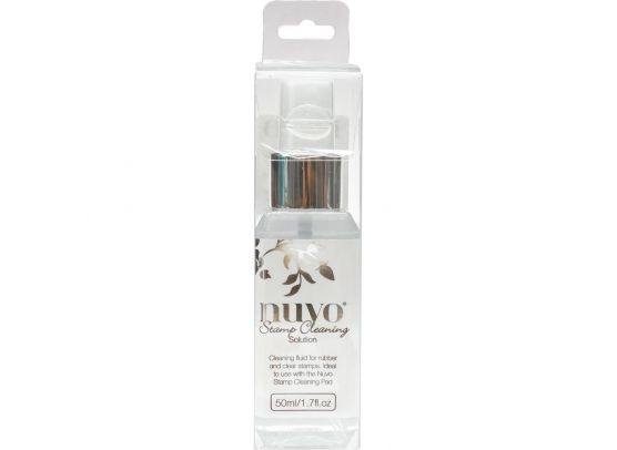 Nuvo Stamp Cleaning Solution 50 ml