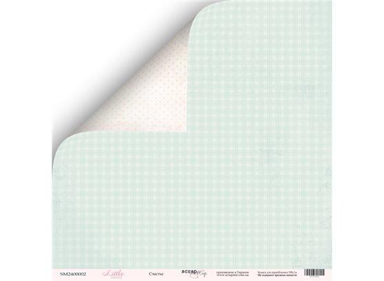 Little Bunny 02 Mønsterpapir fra Scrapmir