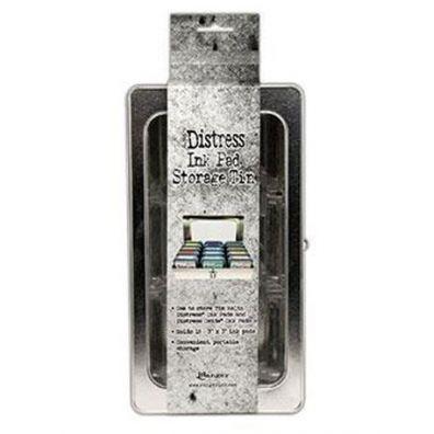 Distress Oxide/ink Opbevaringsæske i tin