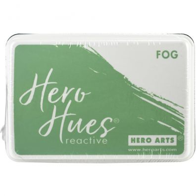 Hero Hues - Reactive Ink pad - Lemon Drop