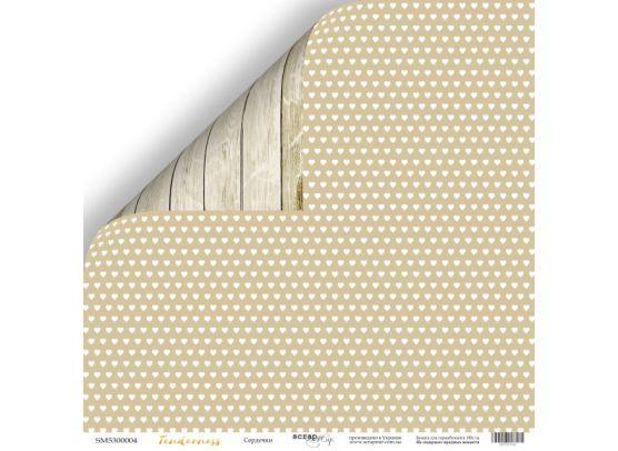 Tenderness - Mønsterpapir fra Scrapmir