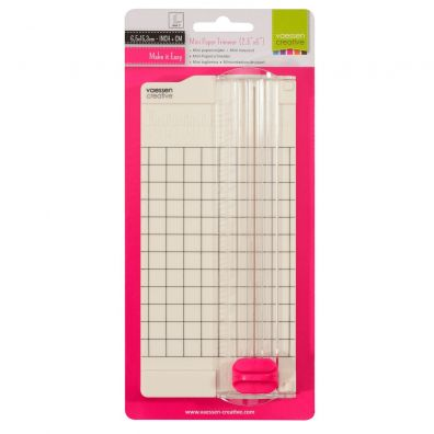 Vaessen Creative Paper Trimmer + Scoring - 4.5""
