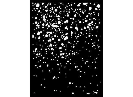 Add on August - Mechanical Sea World Stencil fra Stamperi