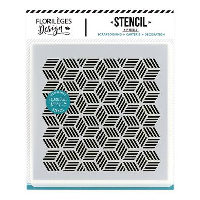 Add on September - Florileges Design Clear Stamp - Dekorative cirkler
