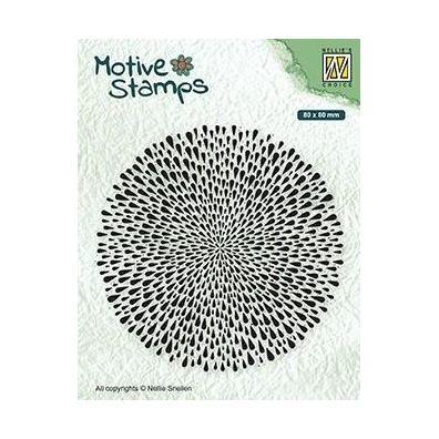 Add on September - Nellie Snellen Clear Stamp - Burst of Drops
