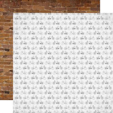 Workshop Collection - Strapping mønsterpapir fra KaiserCraft
