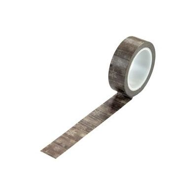 Echo park Washi Tape Brown Woodgrain