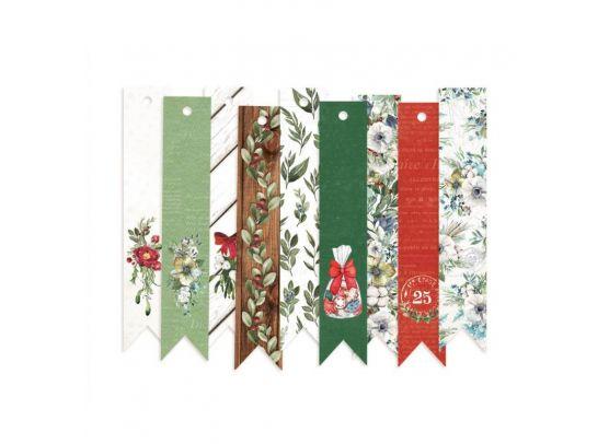 Piatek13 Four Seasons Winter - Decoration Tags Set 2