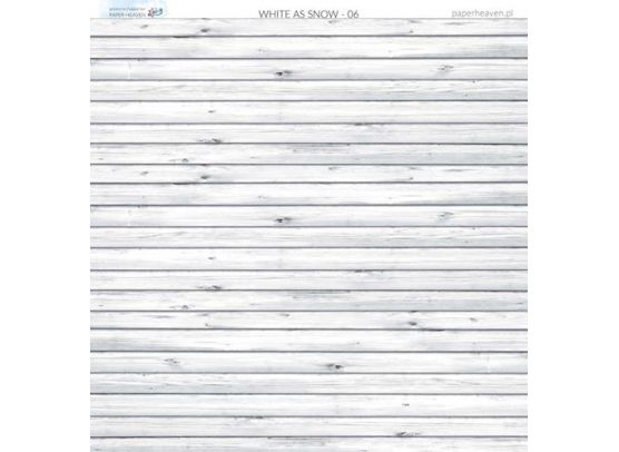 White As Snow 01 Mønsterpapir Paper Heaven