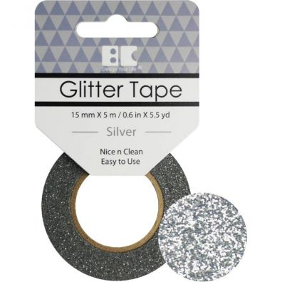 Kaiser Craft Glitter Tape - Mint