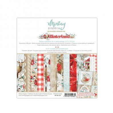 Mintay By Karola Life Stories 6x6 Paper Pad