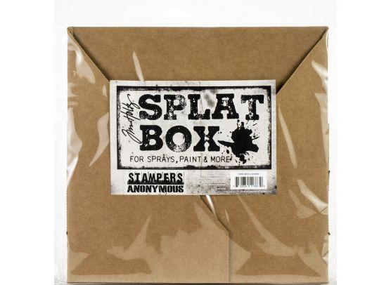 Tim Holtz - Splat Box